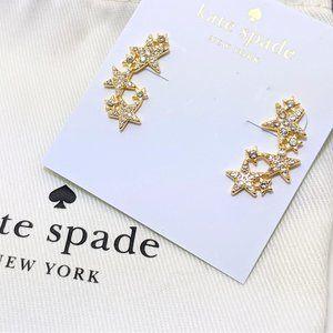 NEW Kate Spade Seeing Stars Ear Pin